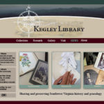 Kegley Library Website | Wytheville Community College | Wytheville, Virginia | 2013
