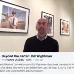 Video Teaser for Bill Wightman's Alumnus Art Exhibition Radford University Department of Music   Art Directed by Leslie King   Videography by Student Designer Jacob Hardbower   2014