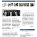 Quarterly Newsletter (Print and Email) for the Edith Bolling Wilson Birthplace Museum | Producer, Editor, Designer and Contributor | 2009-11