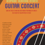 Department of Music Concert Poster | Art Direction: Leslie King | Student Designer: Elizabeth Dreher | Radford University College of Visual and Performing Art | 2013