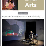 Weekly Newsletter (Email) for the Radford University College of Visual and Performing Arts | Editor, Designer, and Contributor | 2013 – Present